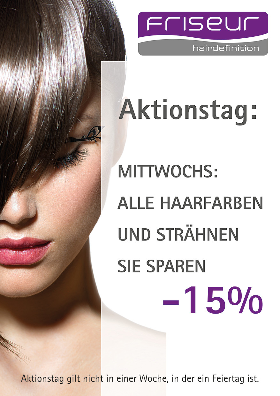 hairdefinition gmbh aktionstag freitag farbtag. Black Bedroom Furniture Sets. Home Design Ideas