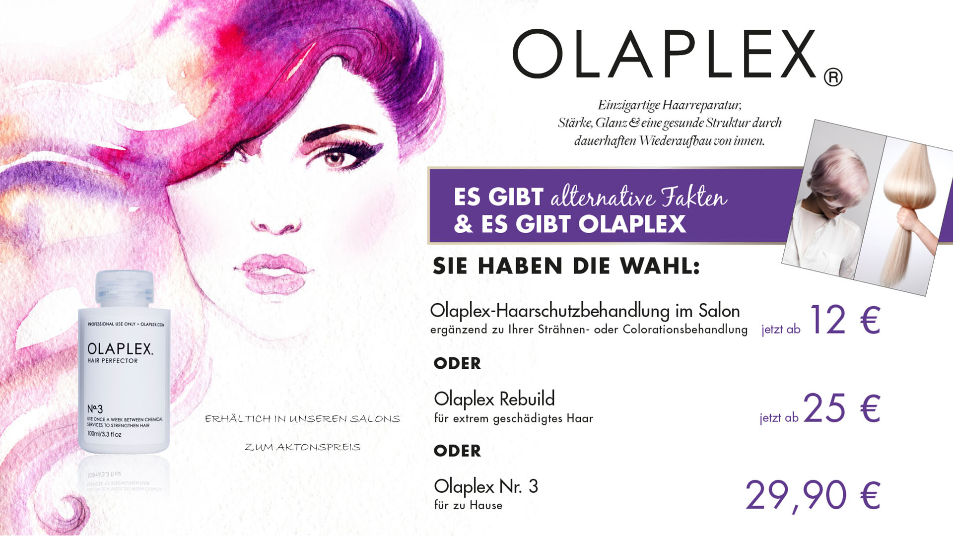 Frieur Hairdefinition Olaplex