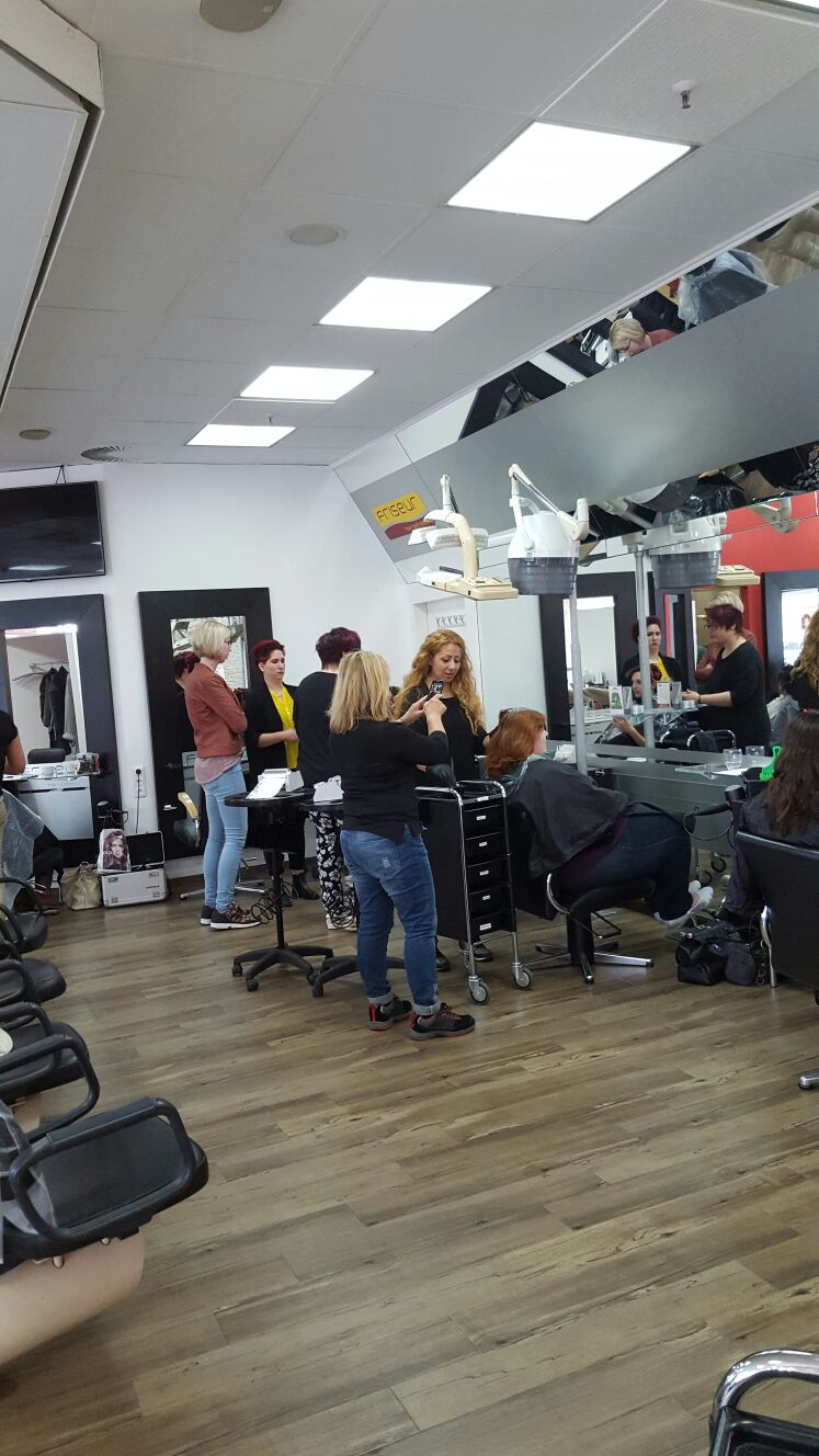 friseur hairdefinition seminar 1