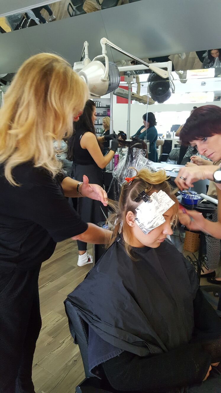 friseur hairdefinition seminar 2